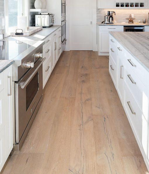 Coastal Design with Sawyer Mason Sausalito in kitchen