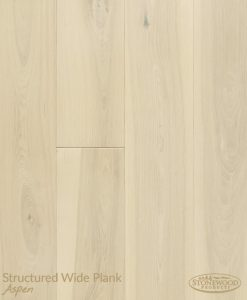 White Wood Floors Sawyer Mason Aspen