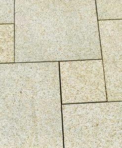 natural yellow gold granite