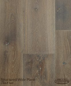 dark brown floor swatch