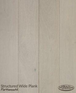 light gray clean floor
