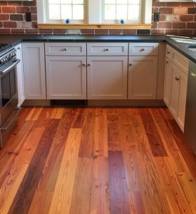 heartwood pine flooring floor rustic reclaimed antique heart pine wood plank cape cod boston ny ca